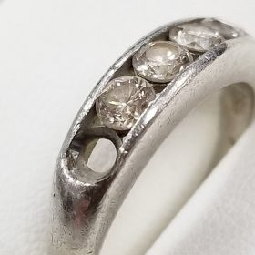 石取れ ダイヤリング