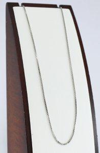ダイヤリング ネックレス