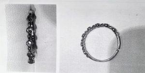 折れたリング